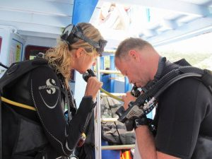 Checking Your Scuba Diving Regulator