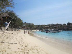 how to get to scuba center asia lembongan