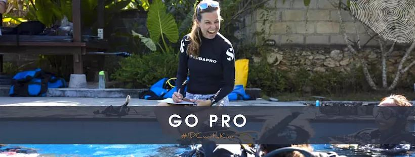 Go Pro with Scuba Center Asia
