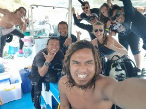 The Team - Scuba Center Asia