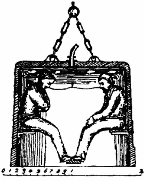 Wooden barrel. 16th century
